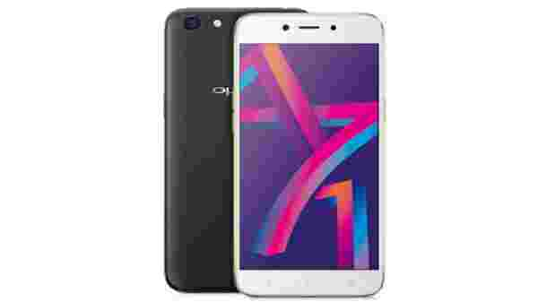 Oppo A71 (EMI starts at Rs 475. No Cost on EMI)