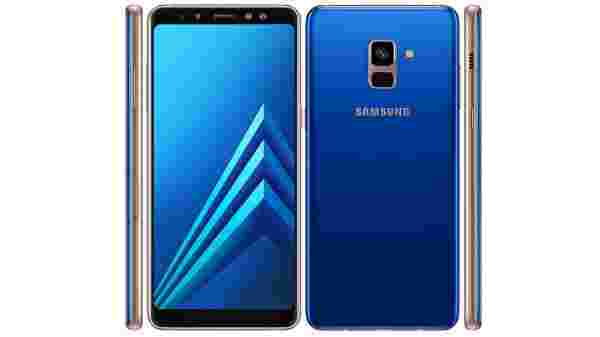 12% off on Samsung Galaxy A8 Plus