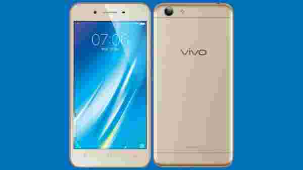 Vivo Y53 (EMI starts at Rs 404. No Cost on EMI)