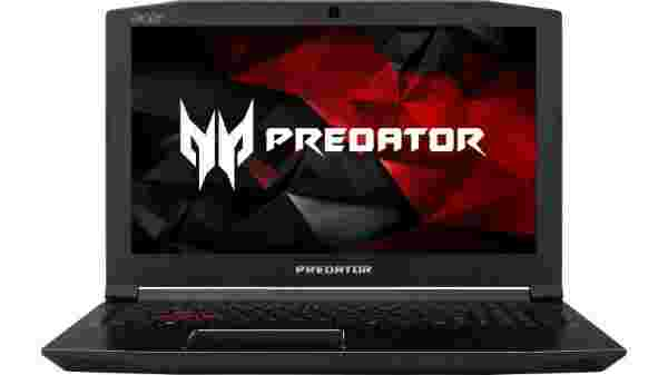 Acer Predator Helios 300 Core i7 7th Gen (Get upto Rs 15,000 off on exchange)