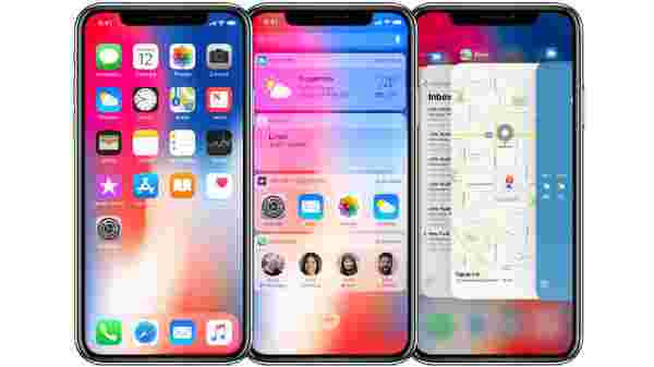 iPhone X (Rs 10,000 cash back)