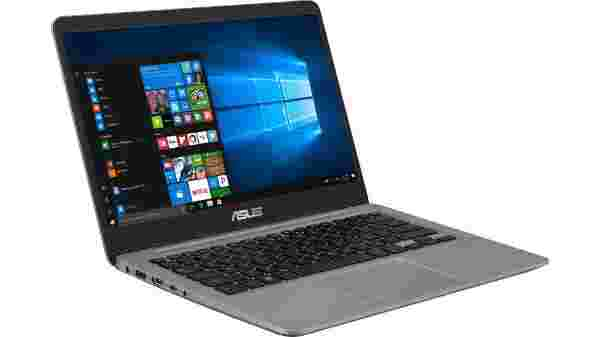 Asus VivoBook S14 Core i7 8th Gen (Get upto Rs 14,000 off on exchange)