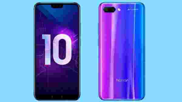 Honor 10 (Offer: Use Promocode MOBFESTIVE15 To Get 15% Cashback*)