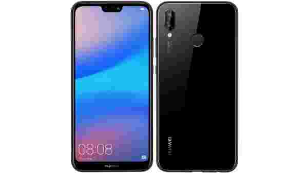 Upto 35% off on Huawei P20 Lite Blue