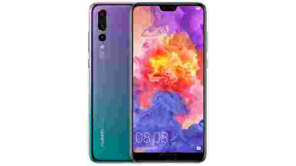 Upto 356% off on Huawei P20 Pro Blue
