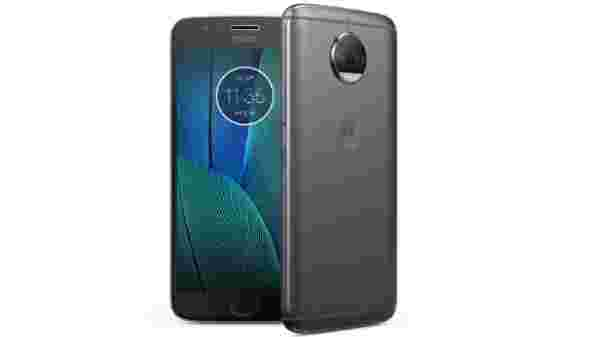 Upto 35% off on Moto G5S Plus (Lunar Grey, 64GB)