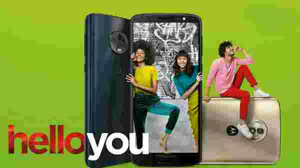 27% off on Motorola Moto G6