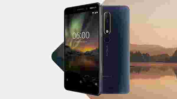 5% off on Nokia 6 2018