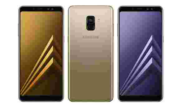 Upto 35% off on Samsung Galaxy A8+