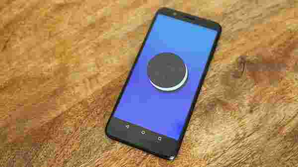 Software: Android 8.1 Oreo in its pure avatar