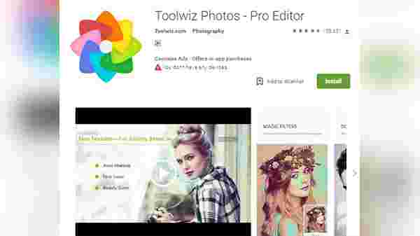 Toolwiz Photos- Enhance the beauty of images
