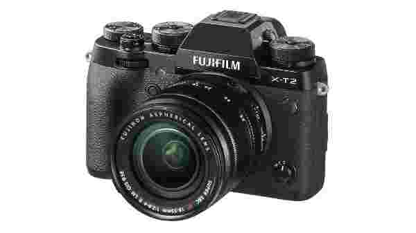 9% off on Fujifilm X-T2 Mirrorless Digital Camera with 18-55mm F2.8-4.0R LM OIS Lens