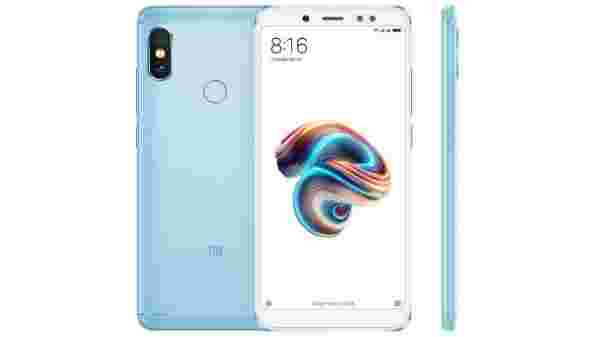 Xiaomi Redmi Note 5 With 18 9 Display And Front Led Flash: Xiaomi Smartphones That Are Getting Android Oreo Update
