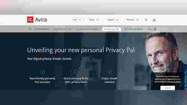 Avira Privacy Pal (Windows)