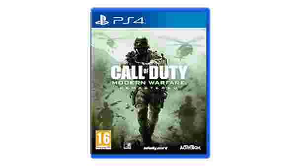 14% off on Call of Duty: Modern Warfare Remastered  (for PS4)
