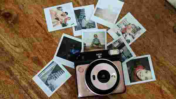 Performance: It's all about the ageless instant pictures feel