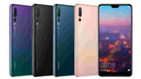 Huawei P20 Pro (EMI starts at Rs 3,090. No Cost EMI available)