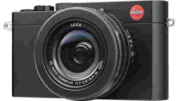 Leica 18136 D-Lux Typ 109 Camera, Black
