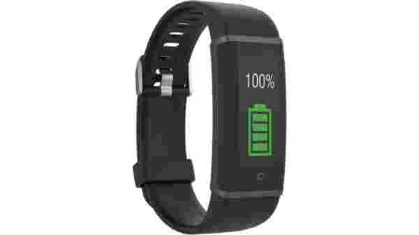 35% off on Lenovo HW01 Smart Band with Heart Rate Monitor  (Black Strap, Size : Regular)