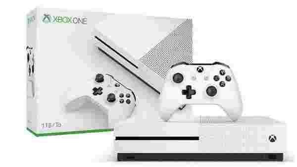 22% off on Microsoft Xbox One S 1 TB with Assassin's Creed Origins, Rainbow Six Siege  (White)