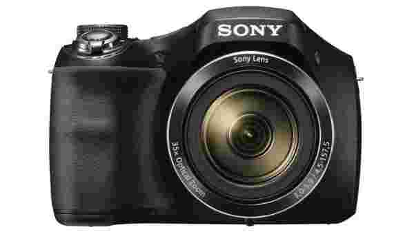 Sony Cyber-shot DSC-H300/BC E32 point & Shoot Digital camera