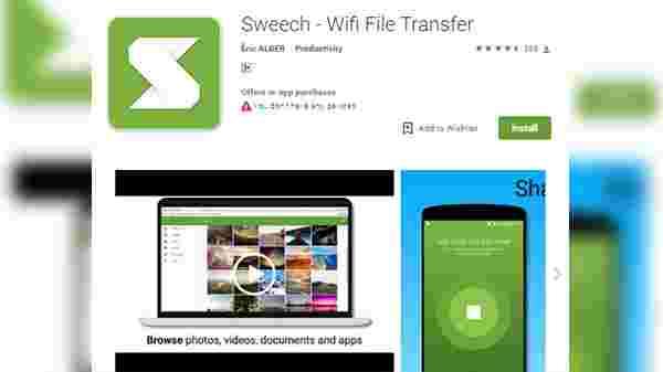 10 best SHAREit alternatives on Android - Gizbot News