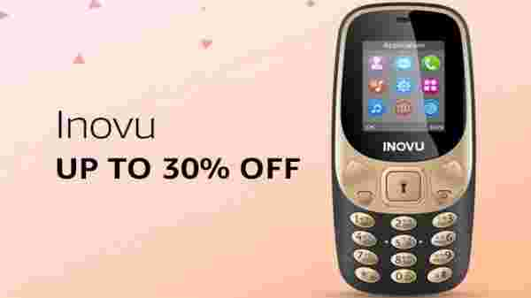 Inovu phones at up to 30% discount
