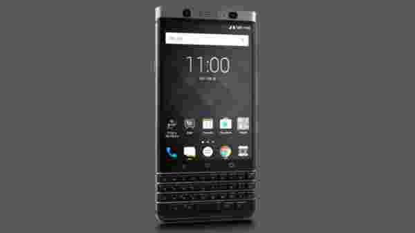 BlackBerry KEYone Gets Rs. 6000 Price Cut
