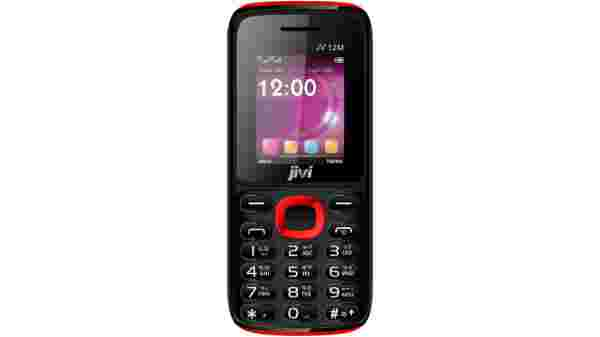 JIVI JV 12M  (Black & Red)