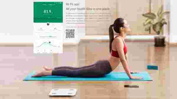 Mi Body Composition sale (offers: Rs 800 Discounts)