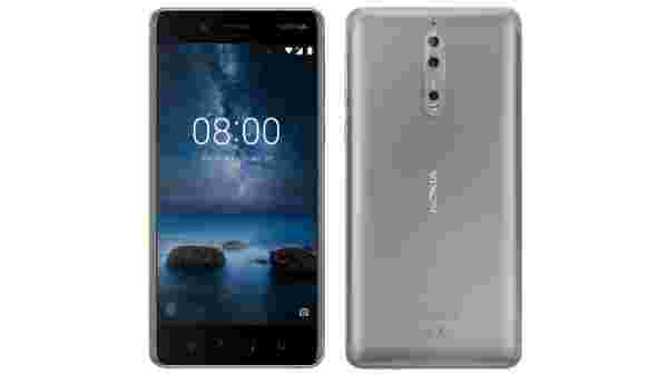Nokia 8 (Expected to receive an Android P update)