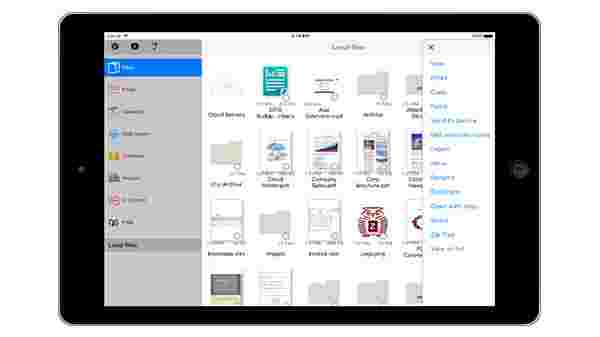Printing PDFs from iPhone or iPad.