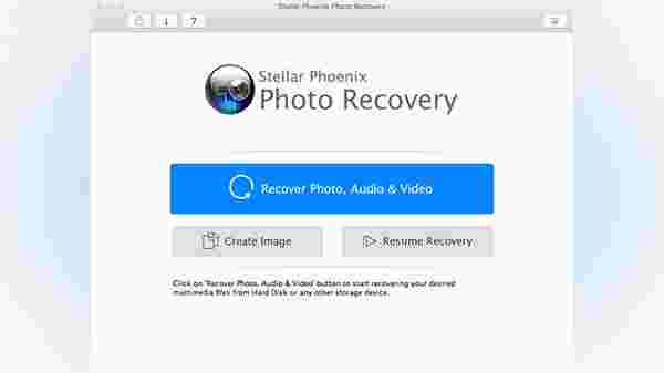 Recover photos from SD card