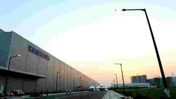 Samsung opens world's largest mobile factory in Noida