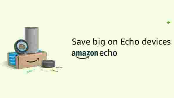 Saving Big On Echo Devices
