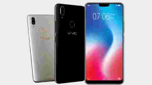 Vivo V9 (EMI starts at Rs 998. No Cost EMI available)
