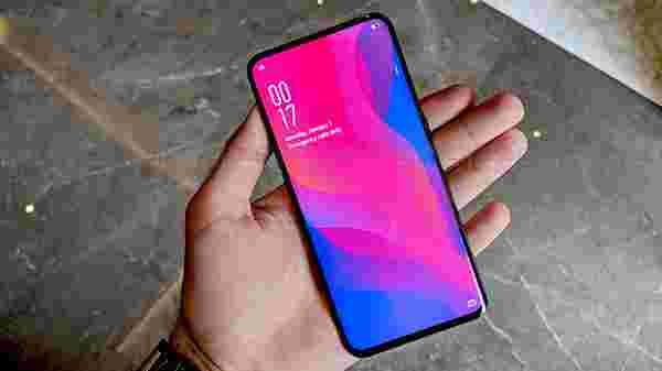 Display: No-notch edge-to-edge Full HD+ AMOLED display