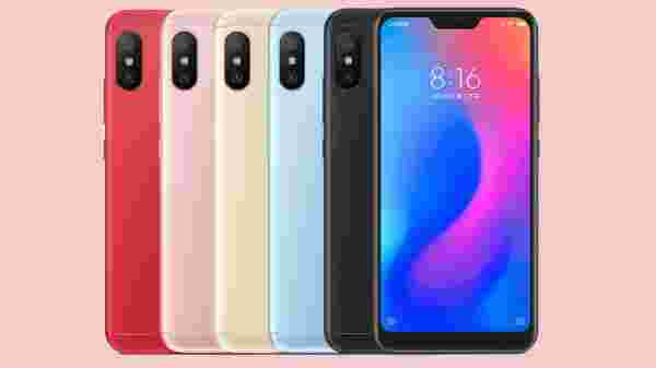 4% off on Xiaomi Mi A2 (Rs 1,673)