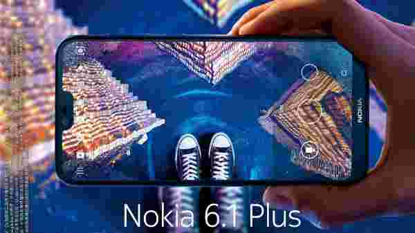 Nokia X6 Globally Debuting As The Nokia 6.1 Plus