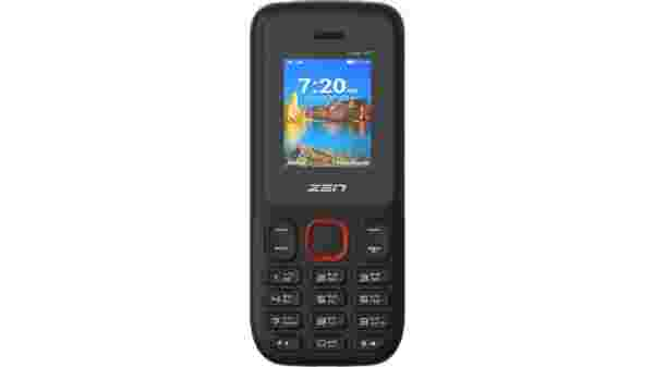 Zen Power 102  (Black & Red)