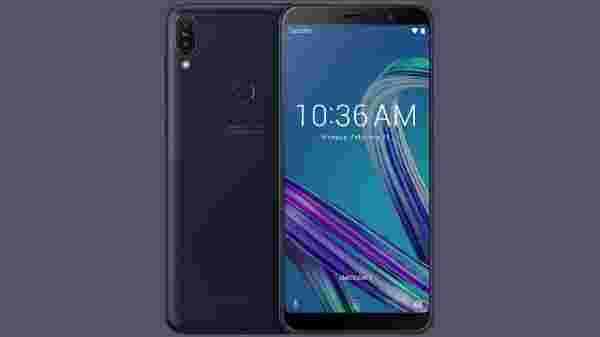 4% off on Asus Zenfone MAX Pro M1