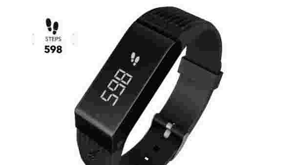 Boltt Fit Fitness Tracker