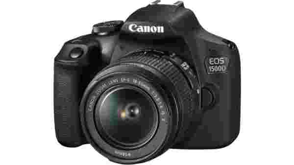 18% off on Canon EOS 1500D DSLR Camera Dual kit with EF-S 18-55 + 55-250 lens