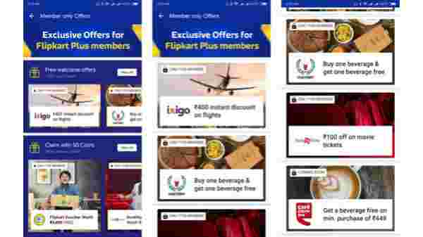 Flipkart Plus membership benefits