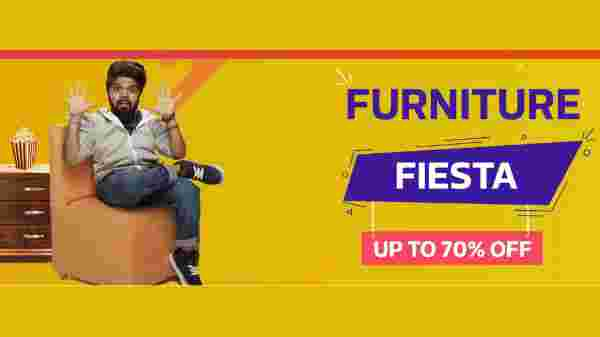 Flipkart The Big Freedom Sale: Offers on home appliances and more