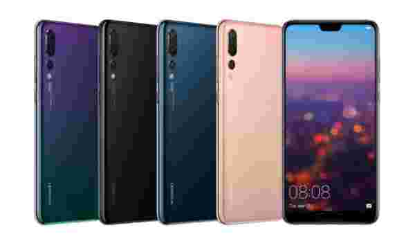 Discount and Exchange offer on Huawei P20 Pro