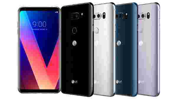 Discount and Exchange offer on LG V30 Plus