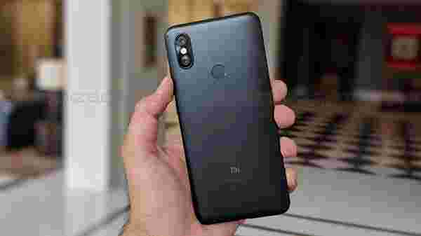 MI A2 Camera Specifications