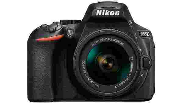 20% off on Nikon D5600 DSLR Camera Body with Single Lens