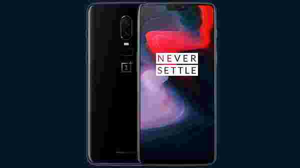 Exchange offer on OnePlus 6